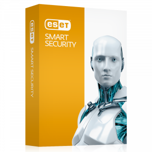 Антивирусна програма ESET Smart Security - 1 раб. ст. 1-год. лиценз